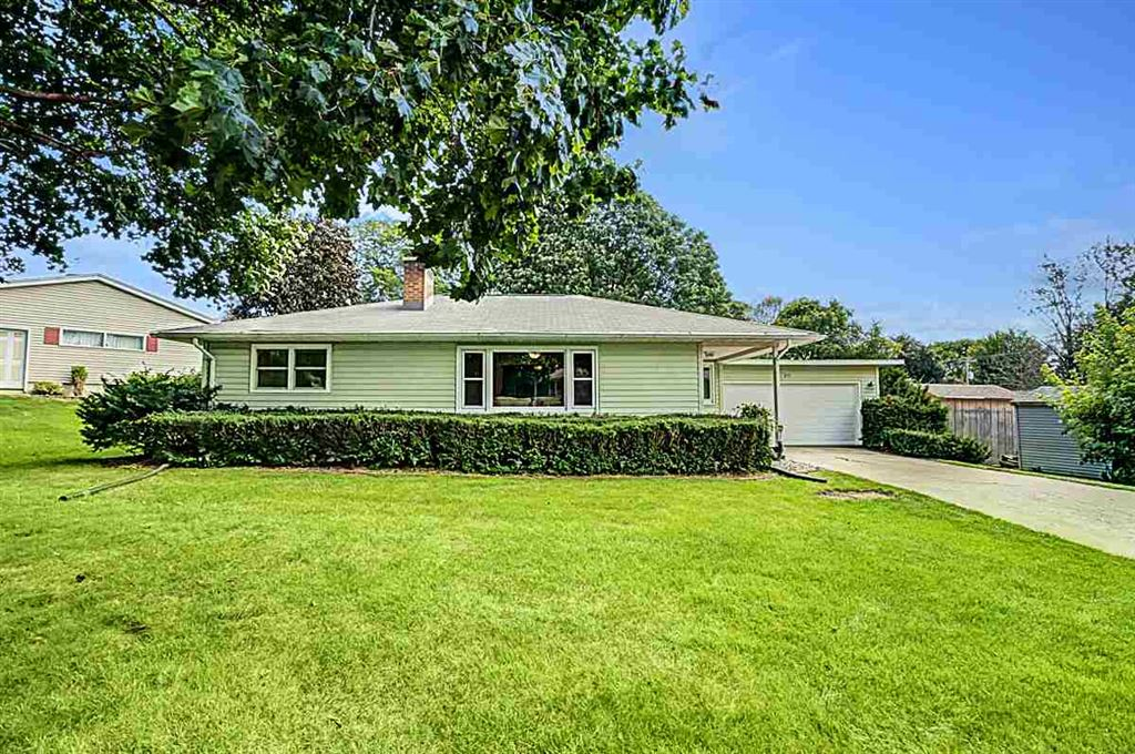217 Hill st, DeForest, WI 53532 - #: 1866973
