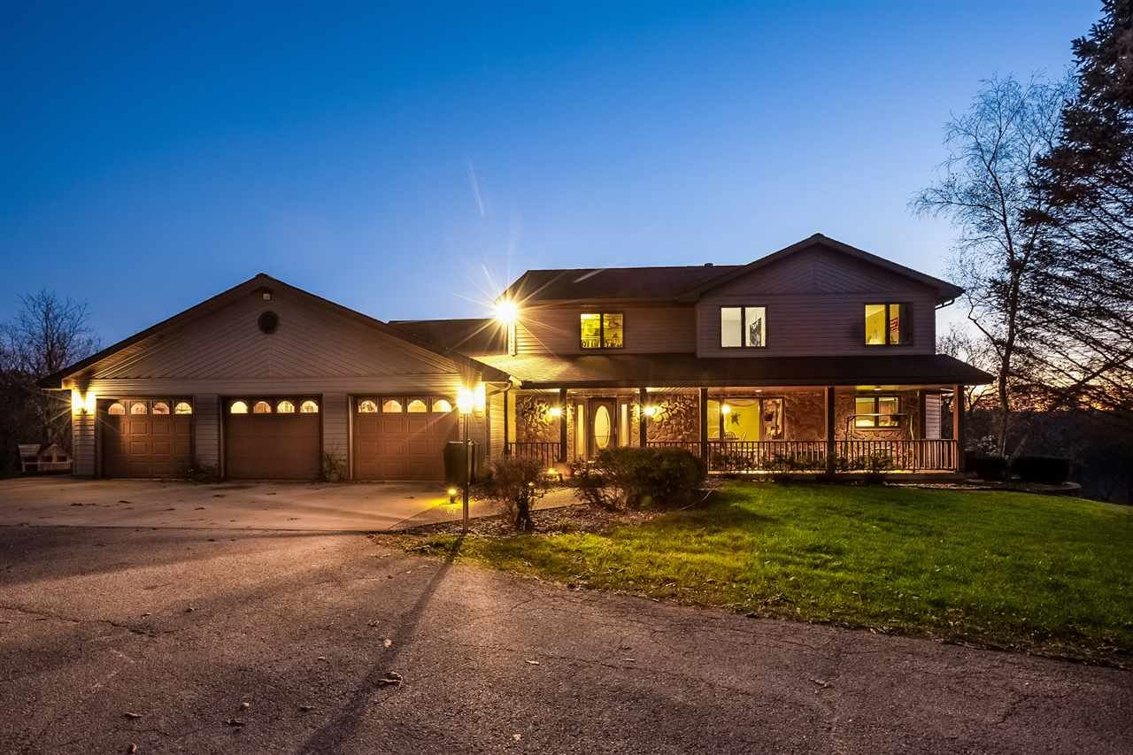 2235 County Road JG, Mount Horeb, WI 53572 - #: 1896973