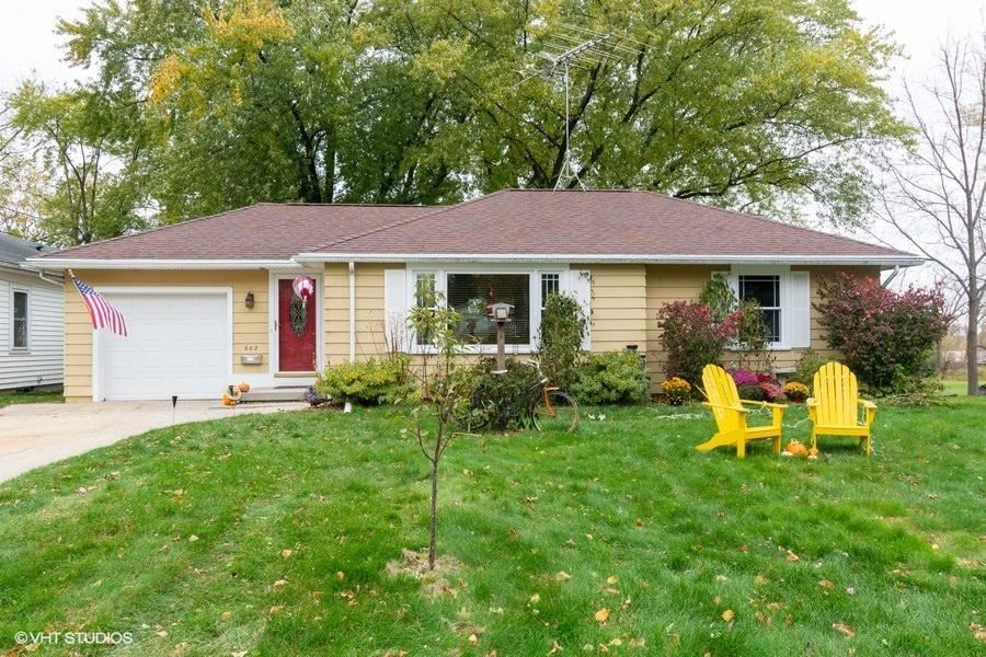602 N Hubbard St, Horicon, WI 53032 - #: 371976