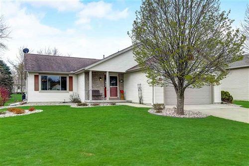 Photo of 164 Ames St, Oregon, WI 53575 (MLS # 1903981)