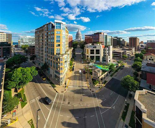 Photo of 125 N Hamilton St #601, Madison, WI 53703 (MLS # 1906986)