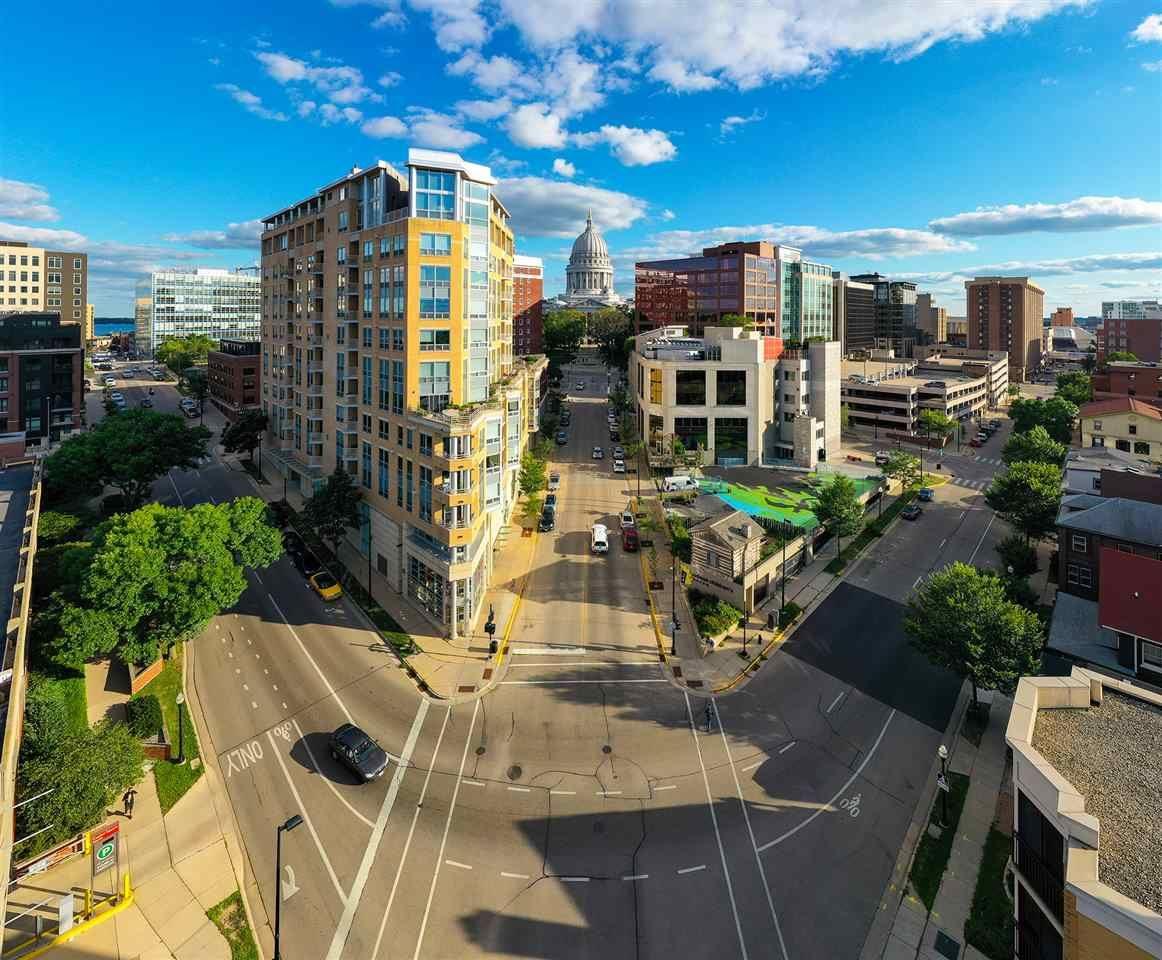 125 N Hamilton St #601, Madison, WI 53703 - MLS#: 1906986