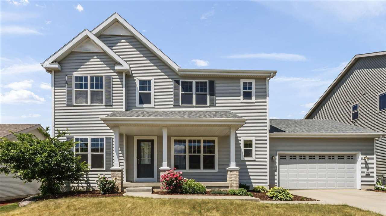 9020 Pine Hollow Pl, Verona, WI 53593 - #: 1911990