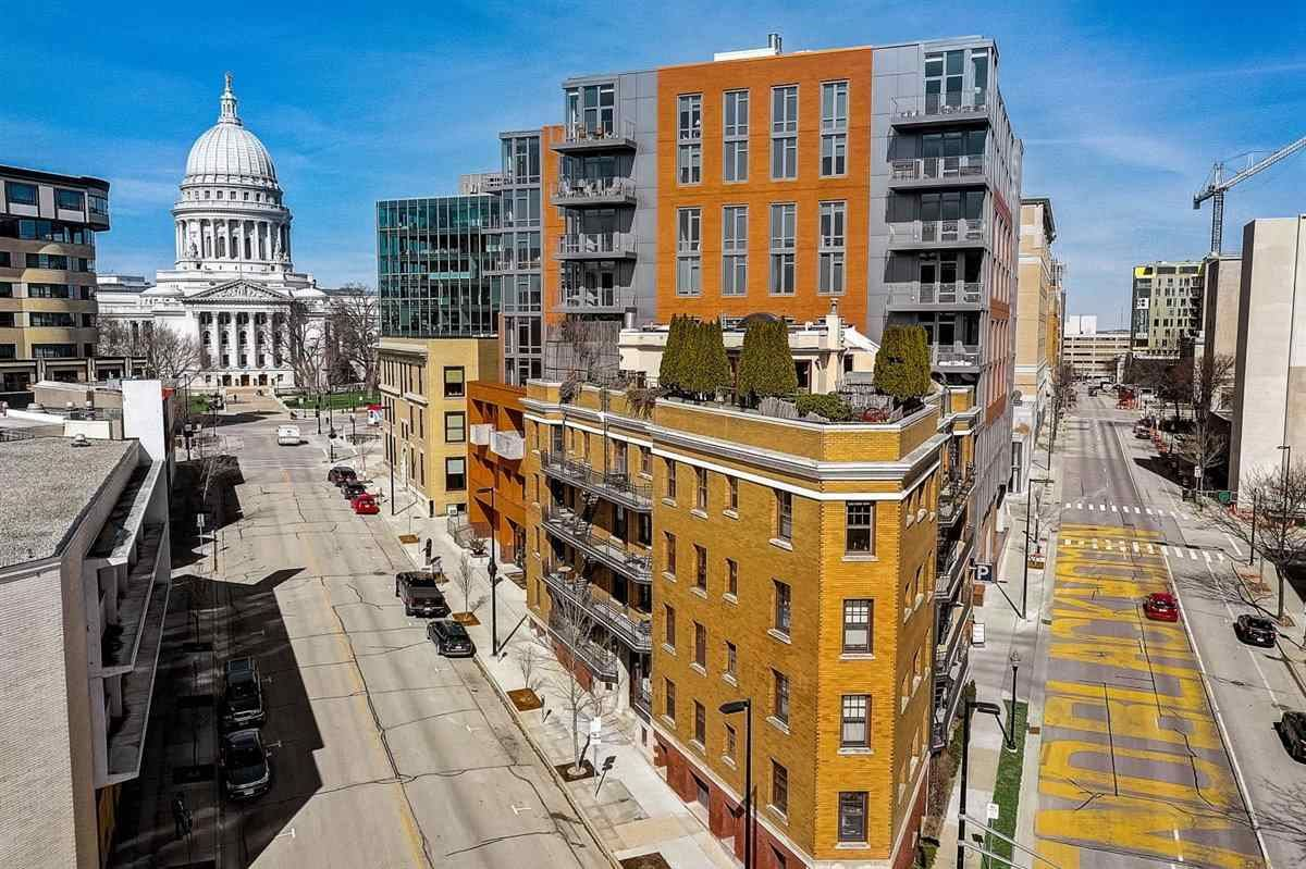 Photo for 121 S Hamilton St #401A, Madison, WI 53703 (MLS # 1904992)