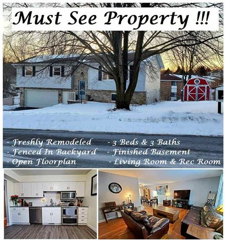 Photo of 504 Michele St, Mount Horeb, WI 53572 (MLS # 1876997)