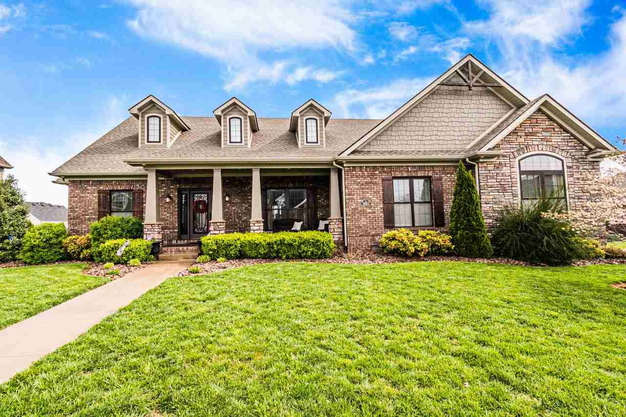 1805 Affirmed Circle, Bowling Green, KY 42104 - #: 20195323