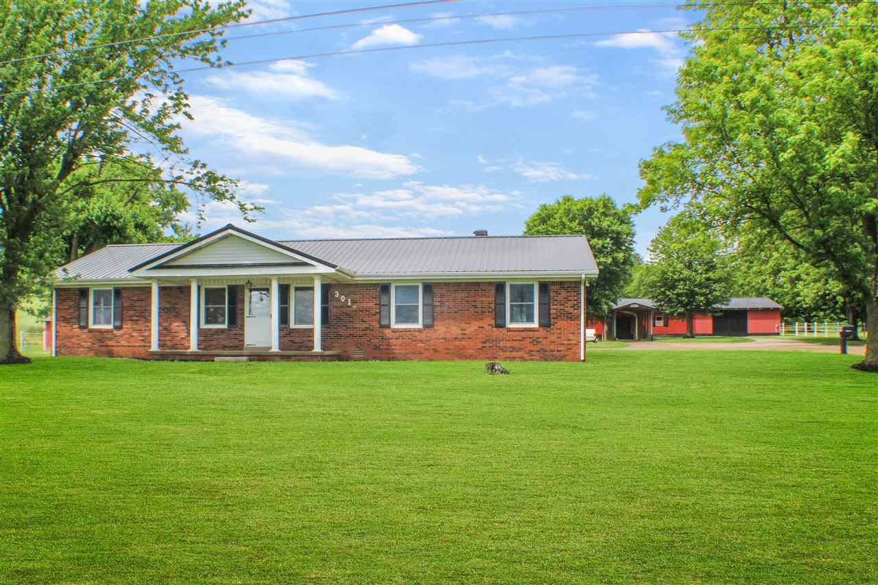 3014 New Bowling Green Road, Glasgow, KY 42141 - #: 20202572
