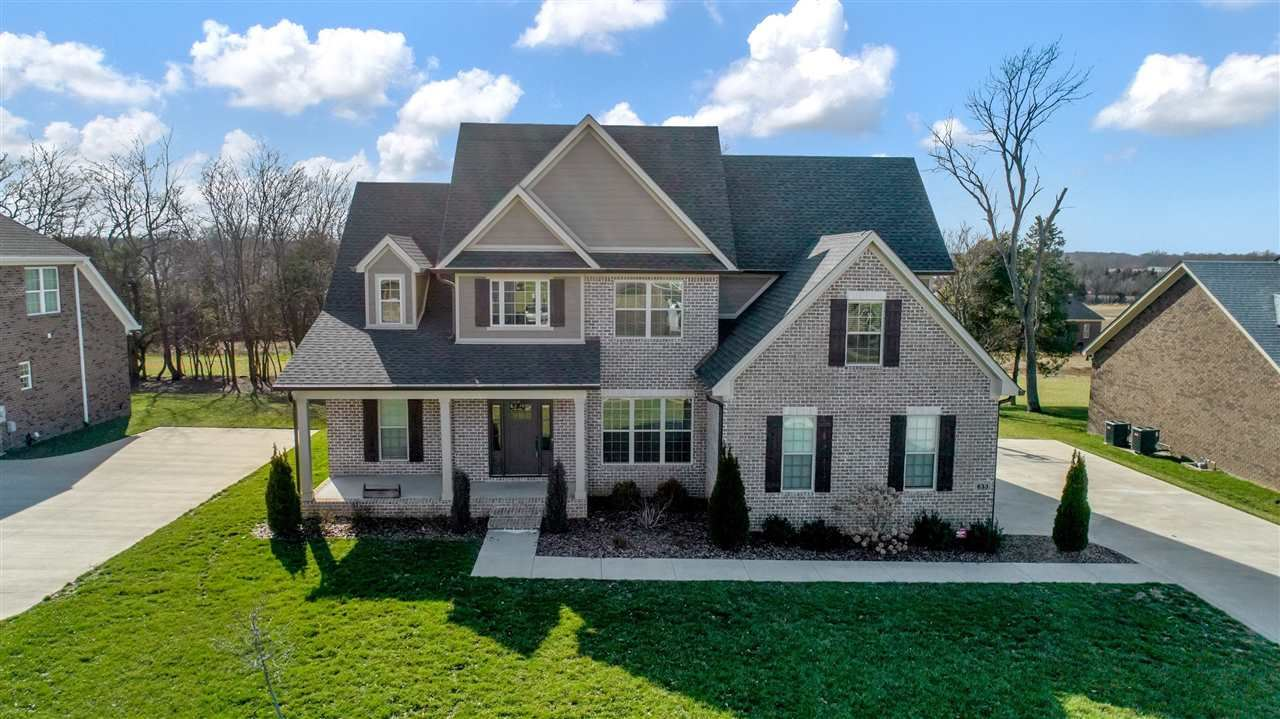 633 Diamond Peak Drive, Bowling Green, KY 42104 - #: 20200611