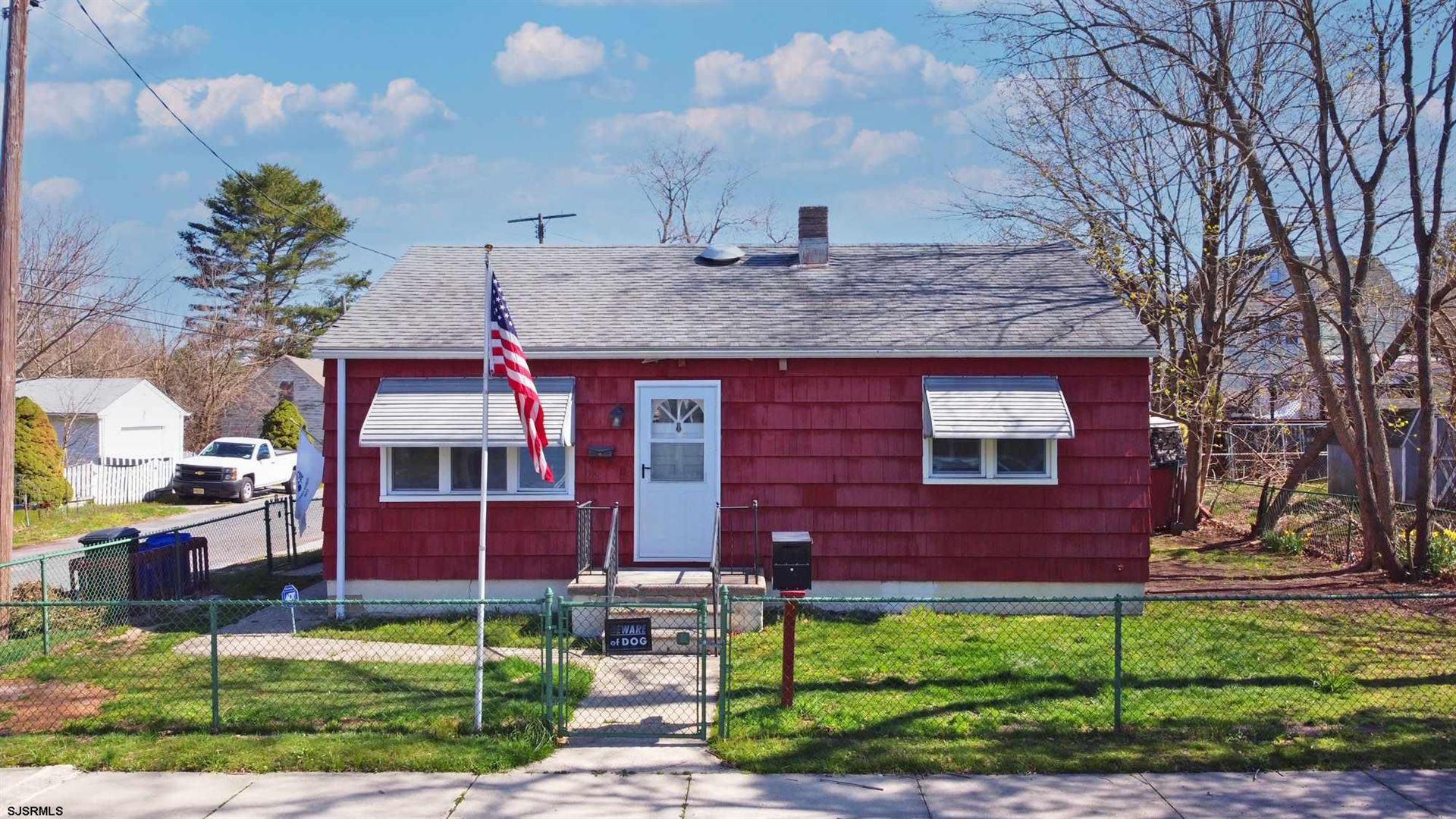 915 Buerger Street, Egg Harbor City, NJ 08215 - #: 549148