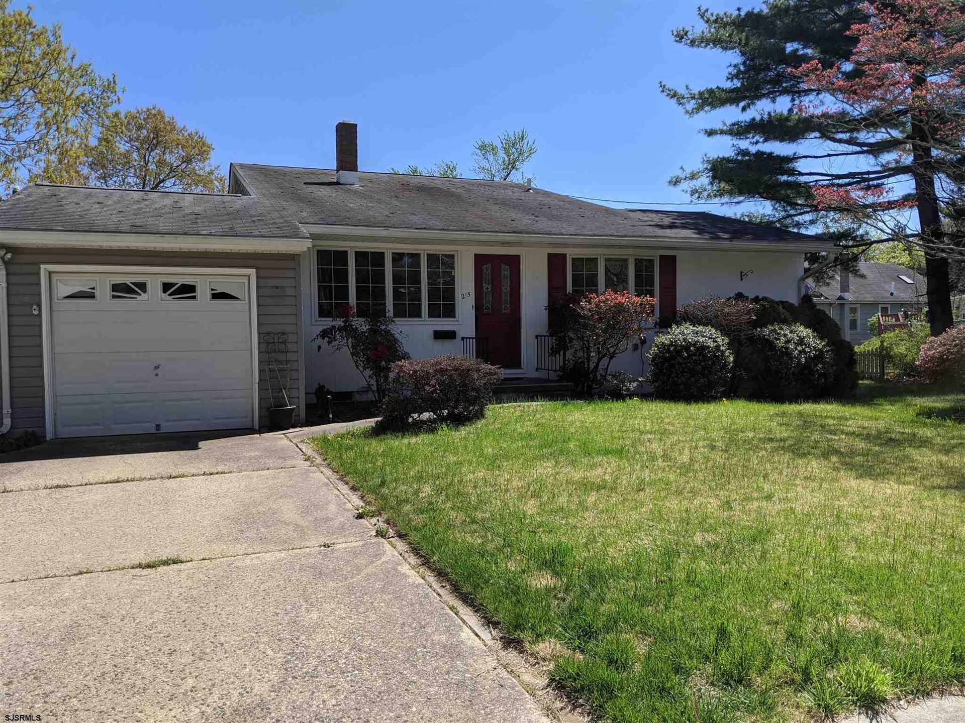 215 Hobart Ave Ave, Absecon, NJ 08201 - #: 550171