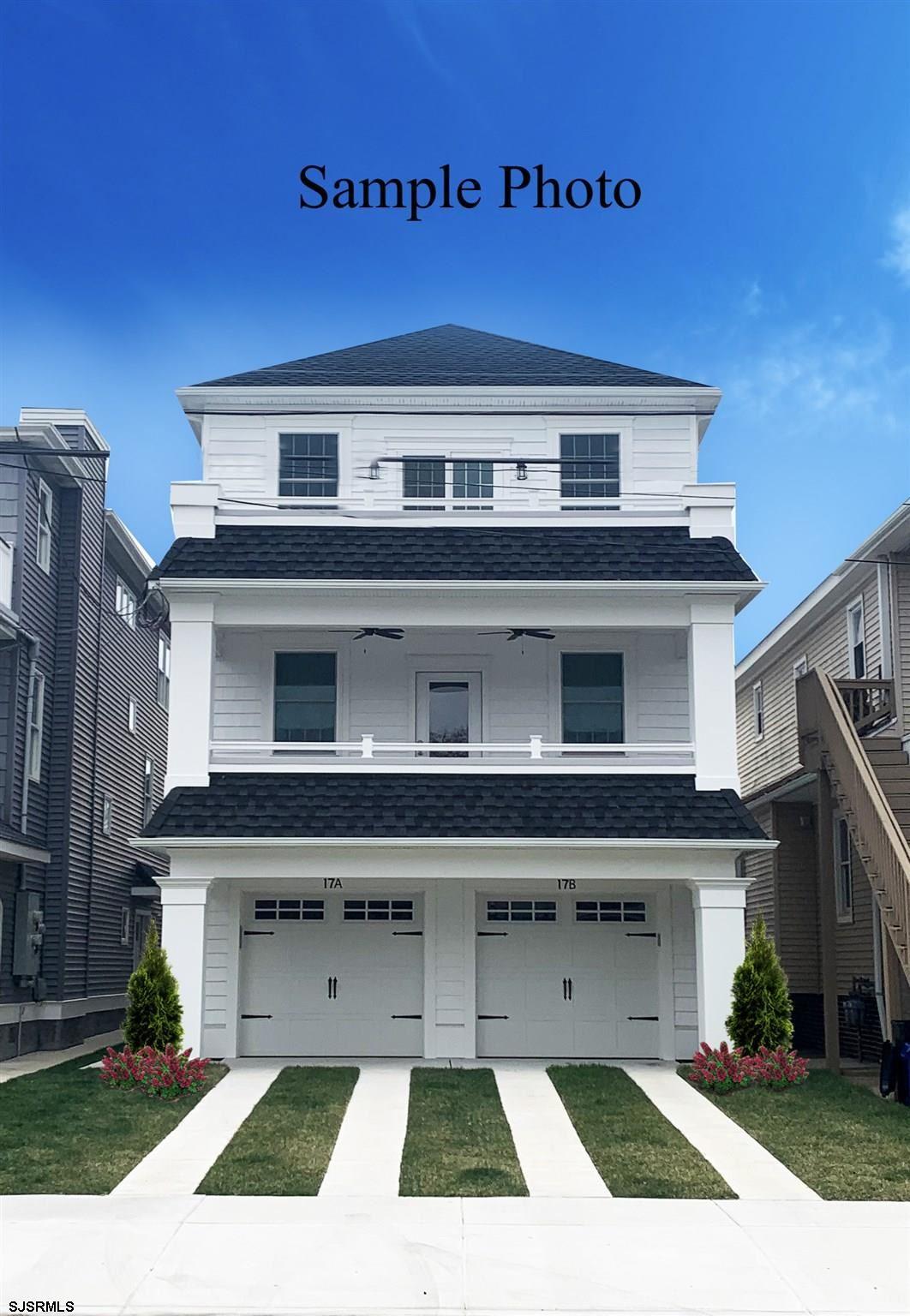 57 Central Rd, Ocean City, NJ 08226 - MLS#: 549308