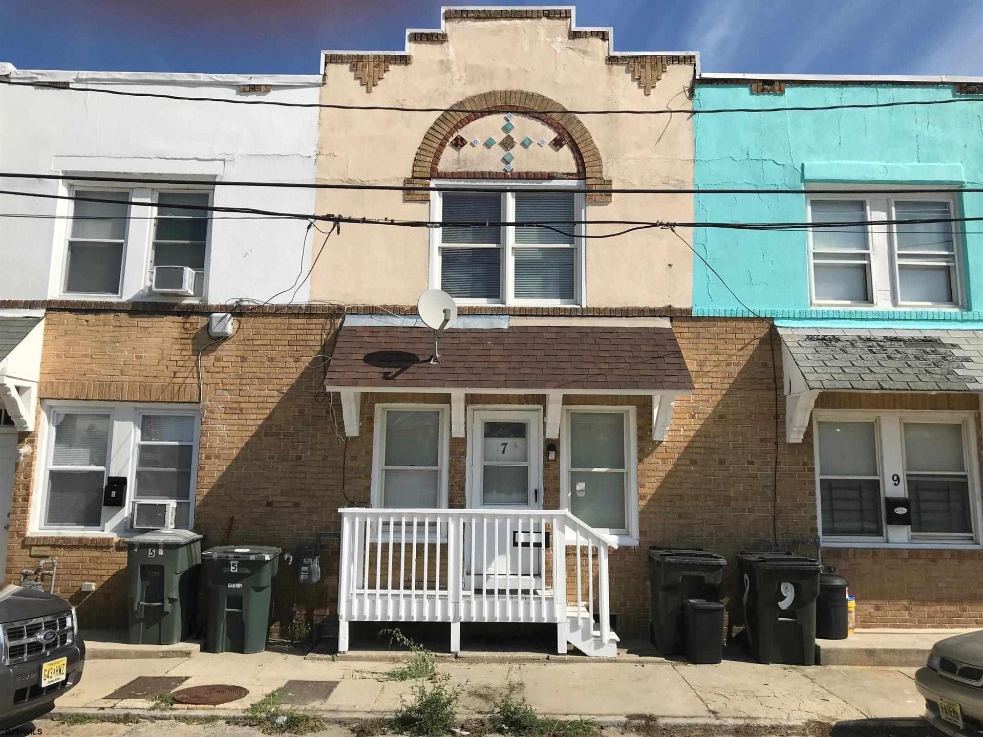 7 S Metropolitan Ave, Atlantic City, NJ 08401 - #: 556368