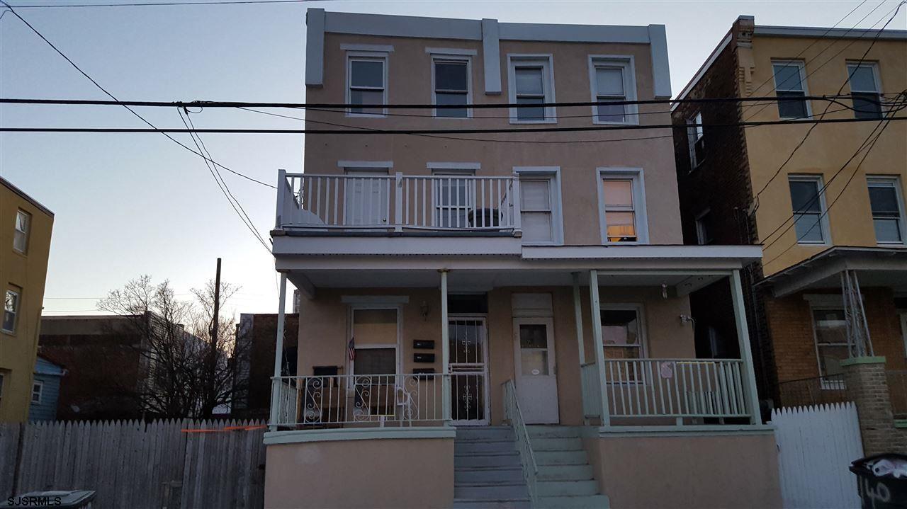 142 S Bellevue Ave, Atlantic City, NJ 08401 - #: 540621