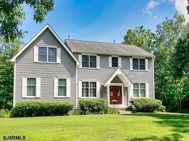 18 Laurel Ridge Road, Ocean View, NJ 08230 - #: 548623