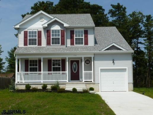 6202 MAIN AVENUE, Egg Harbor Township, NJ 08234 - #: 543656