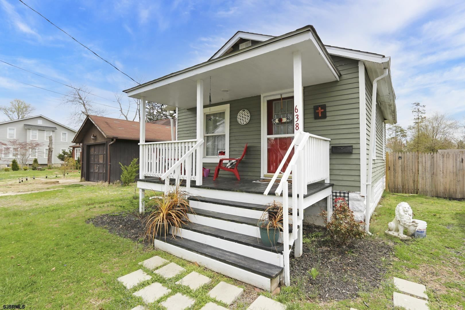638 S 8th Street, Absecon, NJ 08201 - #: 553742