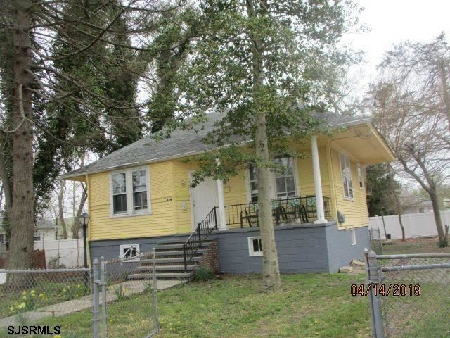 454 S LIVERPOOL AVENUE, Egg Harbor City, NJ 08205 - #: 548857