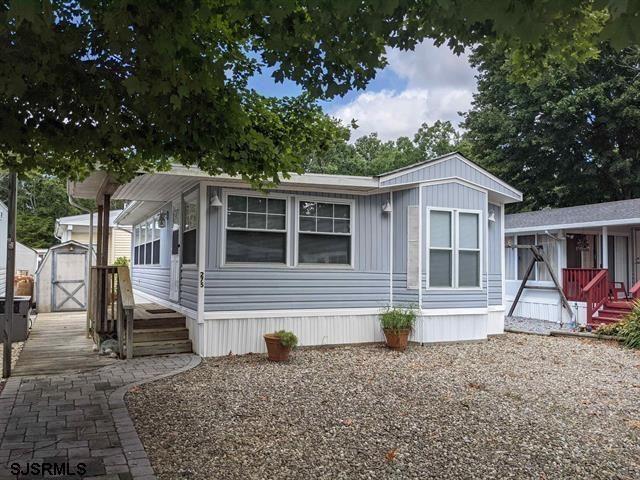 275 Oak, Woodbine, NJ 08270 - #: 554858