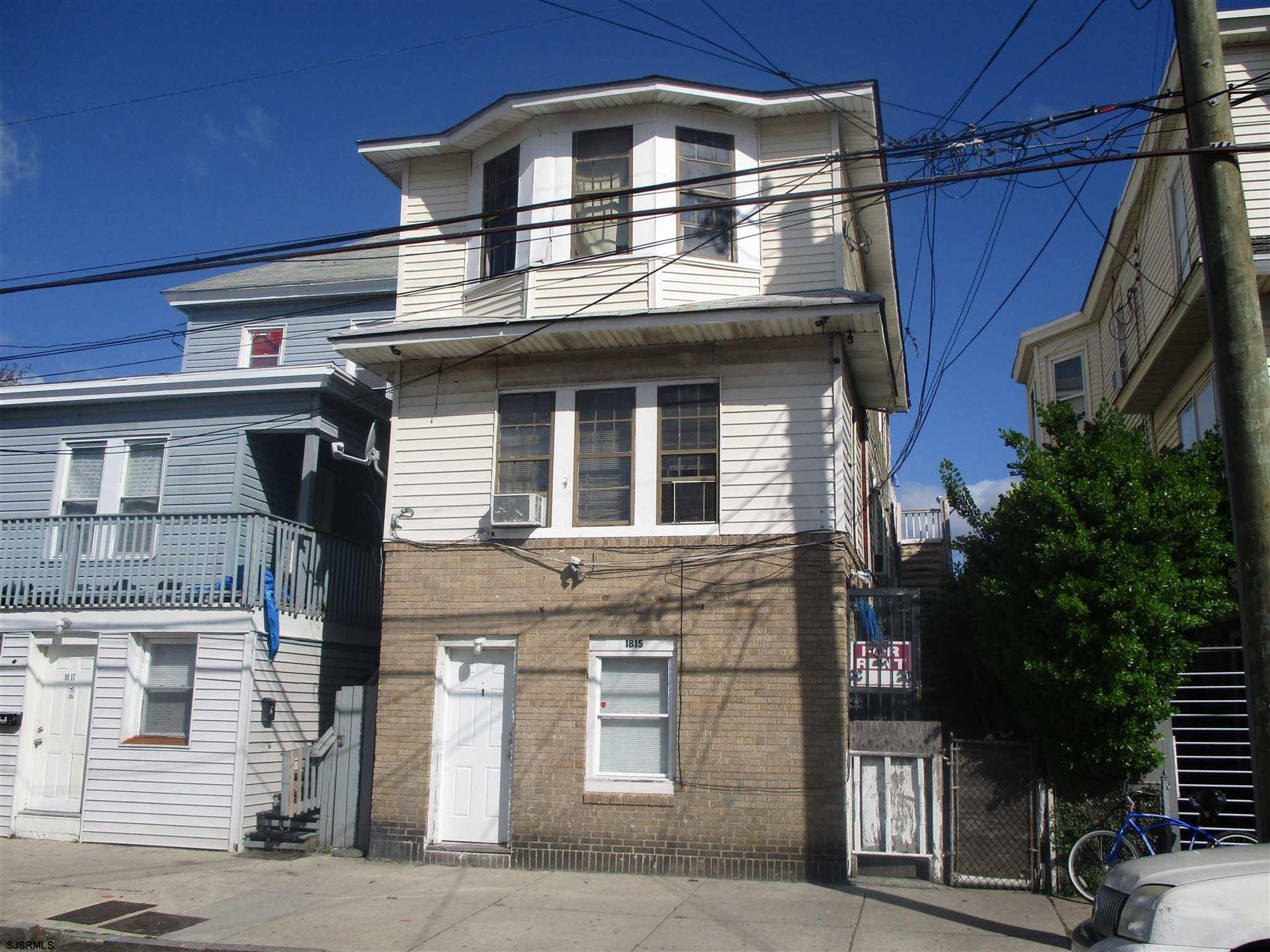 1815 Hummock Ave, Atlantic City, NJ 08401 - #: 549887