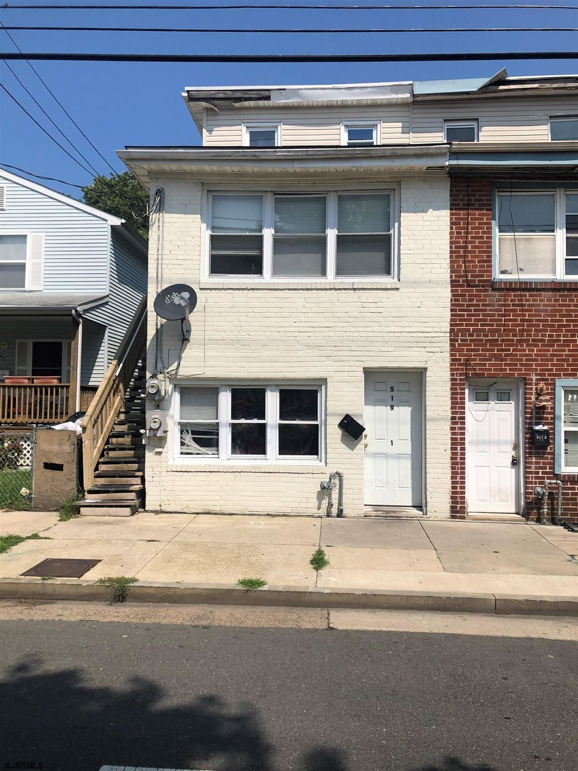 519 N Indiana Ave, Atlantic City, NJ 08401 - #: 554906