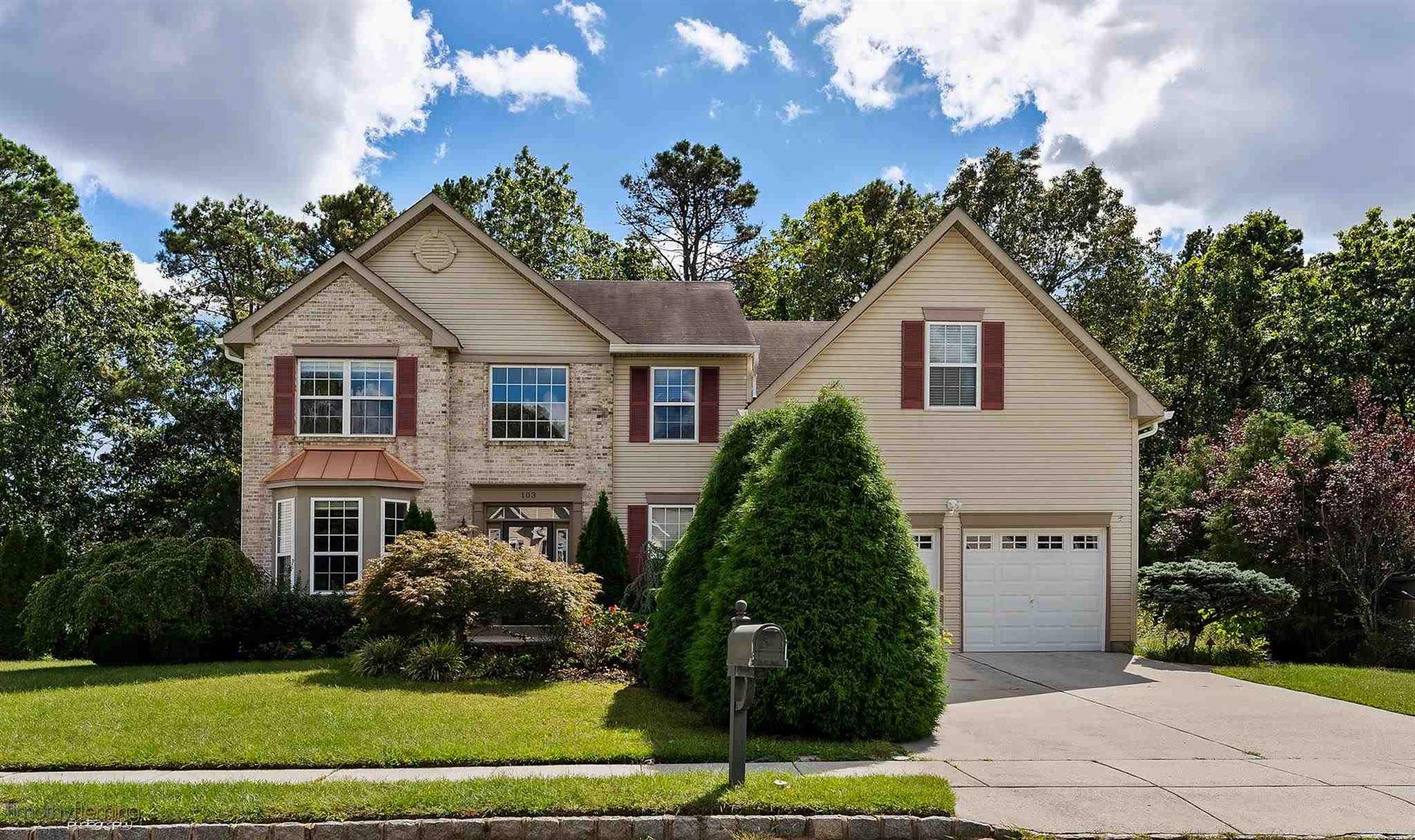 103 Woodberry Dr, Egg Harbor, NJ 08234 - #: 555929