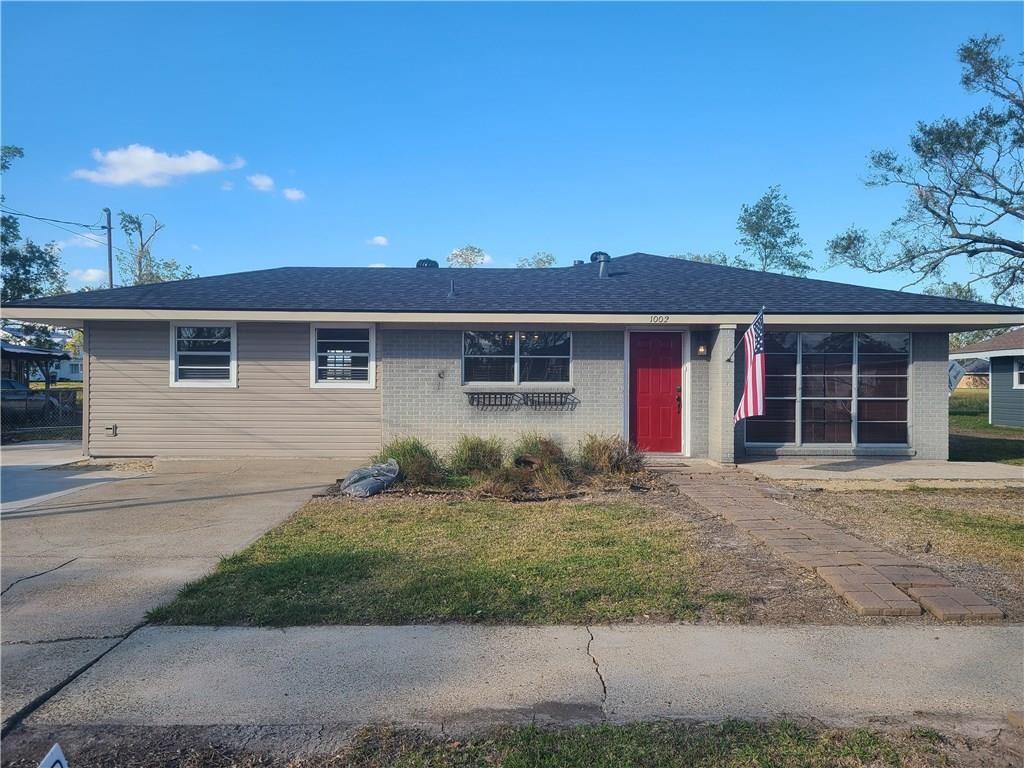 1002 Maria Drive, Sulphur, LA 70663 - MLS#: 192045