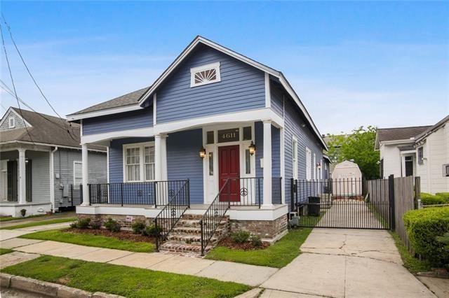 4611 Baronne Street, New Orleans, LA 70115 - MLS#: NAB21006149