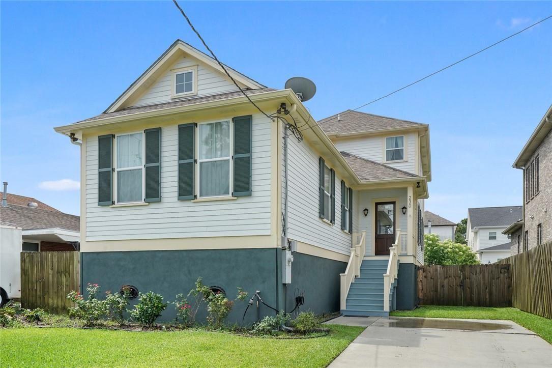 230 30th Street, New Orleans, LA 70124 - MLS#: NAB21004185