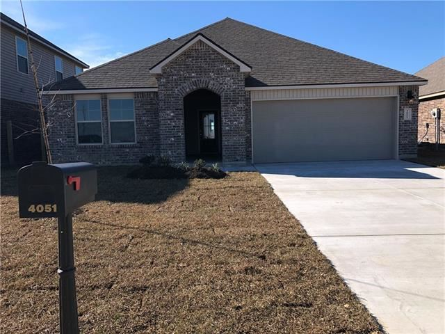 4047 Starling Place, Jennings, LA 70546 - MLS#: 191197