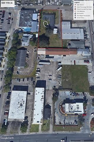 Photo of 520 11th Street, Gretna, LA 70053 (MLS # NAB21003210)