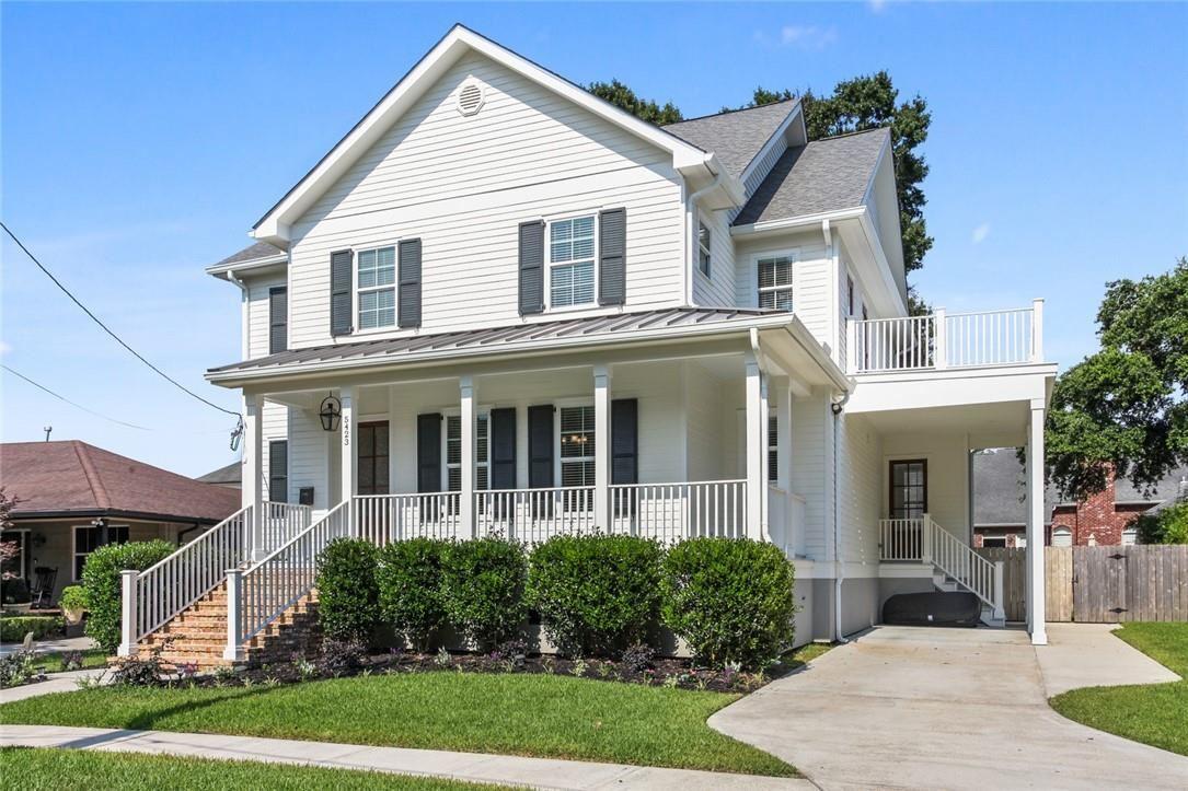 5423 Bancroft Drive, New Orleans, LA 70122 - MLS#: NAB21004312