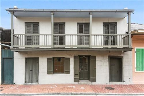 Photo of 905 Toulouse #Lower, New Orleans, LA 70112 (MLS # NAB21002324)