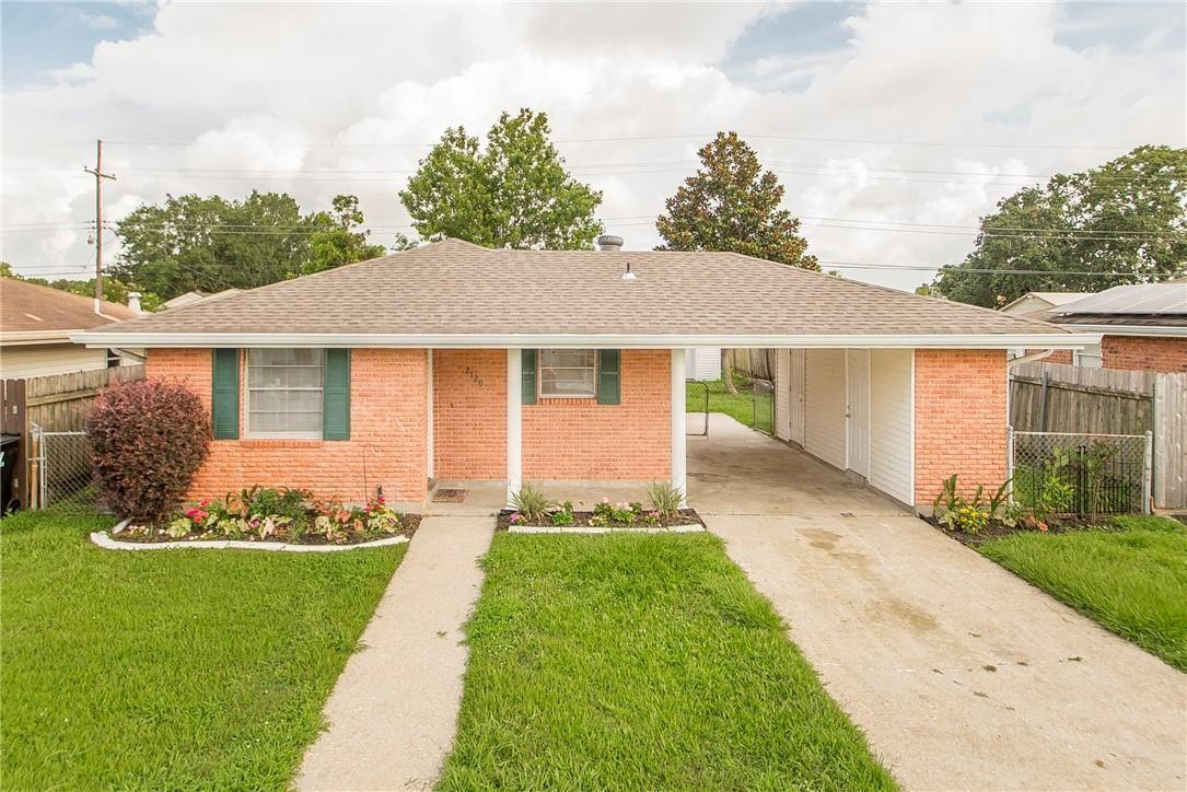 2120 Frances Street, Violet, LA 70092 - MLS#: NAB21004634
