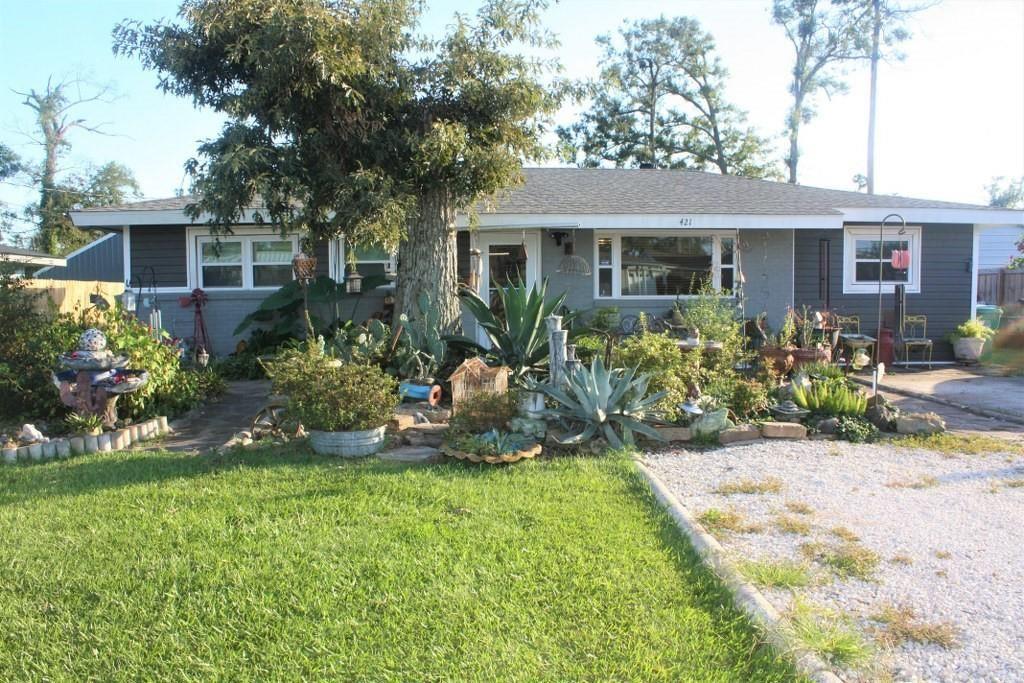 421 Bowmer Lane, Sulphur, LA 70663 - MLS#: SWL21008634