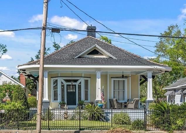 917 Broad Street, Lake Charles, LA 70601 - MLS#: 191657