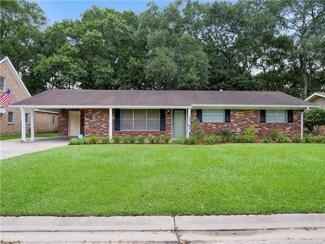 206 Roberta Avenue, Jennings, LA 70546 - MLS#: 190670