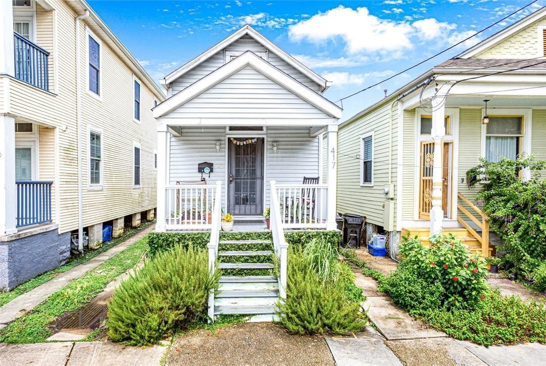 417 S Alexander Street, New Orleans, LA 70119 - MLS#: NAB21006745