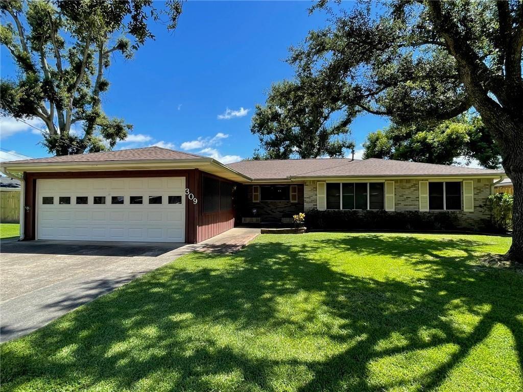309 Crestwood Street, Lake Charles, LA 70605 - MLS#: SWL21007761