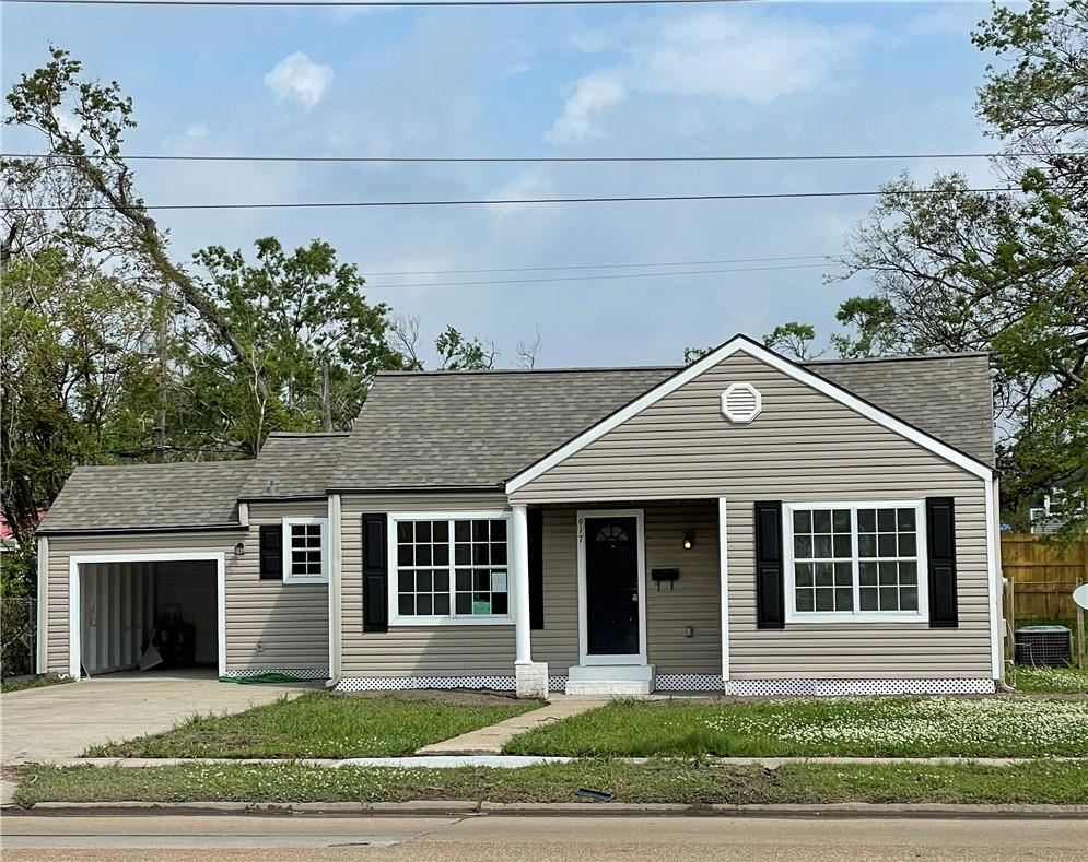 917 12th Street, Lake Charles, LA 70601 - MLS#: SWL21000850