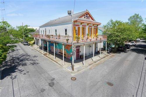 Photo of 902 Louisa Street, New Orleans, LA 70117 (MLS # NAB21002891)