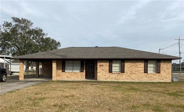 402 N Louise Street, Jennings, LA 70546 - MLS#: 193892