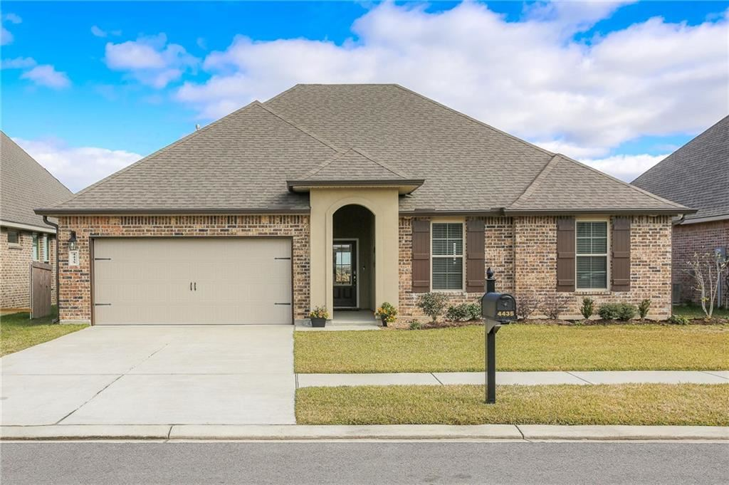 4435 Capstone Crossing Lane, Lake Charles, LA 70607 - MLS#: 193897