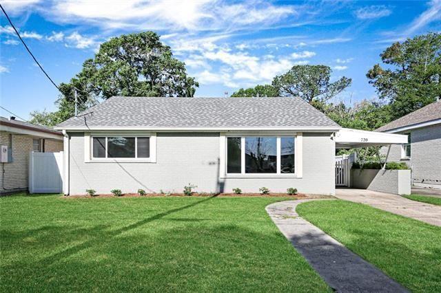 720 Orion Avenue, Metairie, LA 70005 - MLS#: NAB21004915