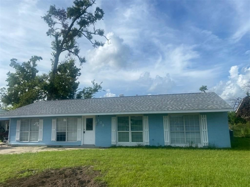 103 Louisiana Avenue, Sulphur, LA 70663 - MLS#: SWL21006949