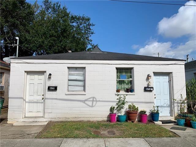 629 Fried Street, Gretna, LA 70053 - MLS#: NAB21004984