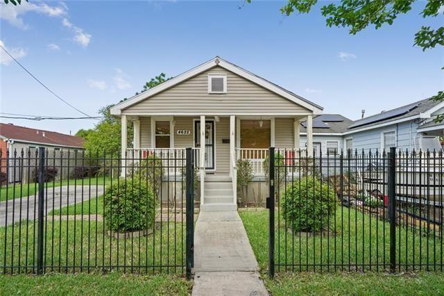 4622 Saint Anthony Avenue, New Orleans, LA 70122 - MLS#: NAB21004997
