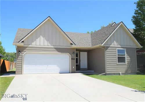 Photo of 916 Meagher Ave, Bozeman, MT 59718 (MLS # 359650)