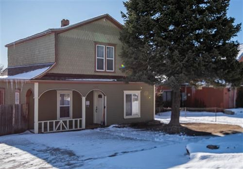 Photo of 309 Kansas Ave, Walsenburg, CO 81089 (MLS # 19-1284)