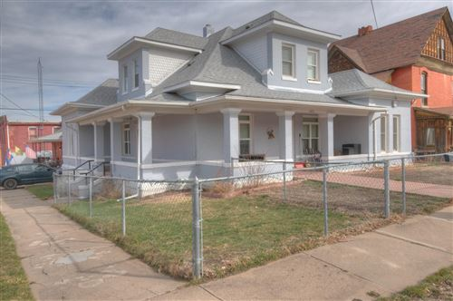 Photo of 108 S Spruce & 603 E 1st St, Trinidad, CO 81082 (MLS # 21-335)