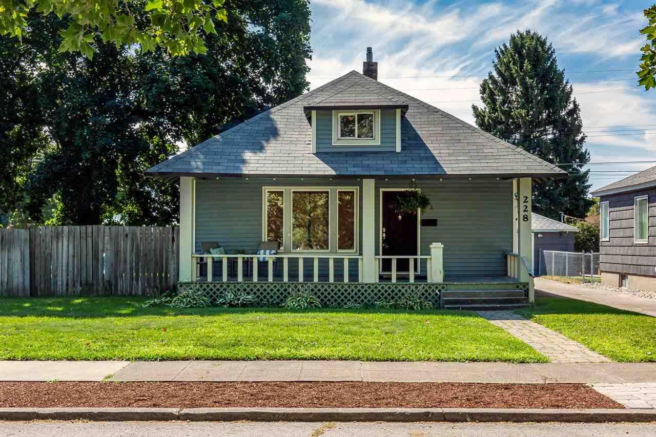 228 E Walton Ave, Spokane, WA 99207-1770 - #: 202020000